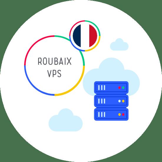 Roubaix vps hosting