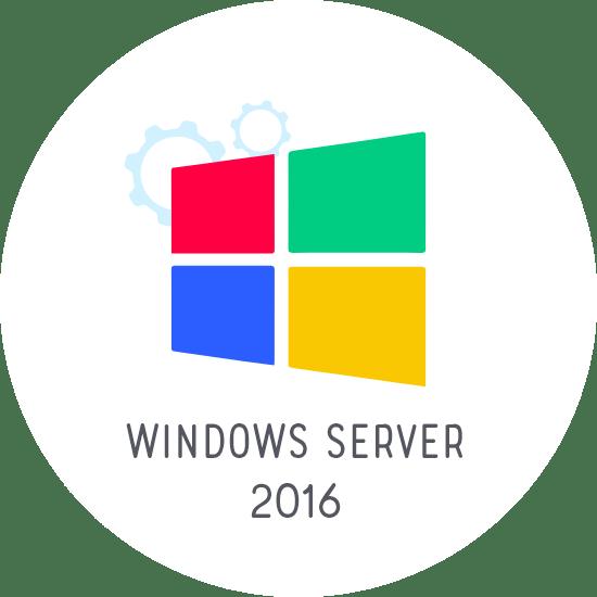 windows server 2016 vps