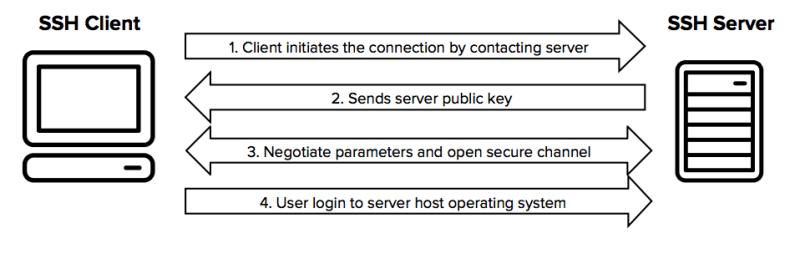 generate ssh key pairs