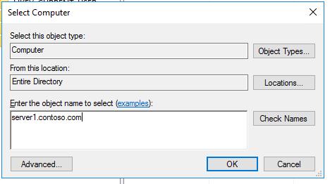 select computer