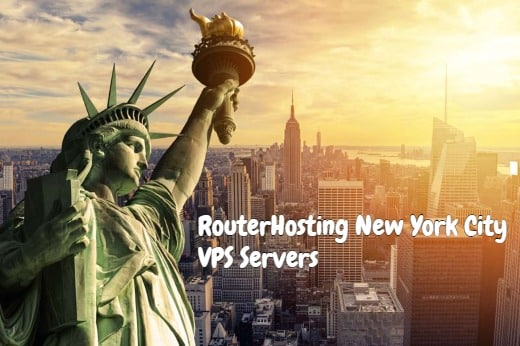 New York City VPS Servers | RouterHosting