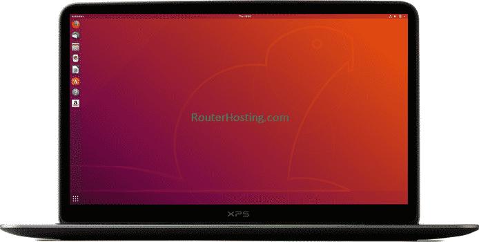 Ubuntu VPS Hosting - RouterHosting